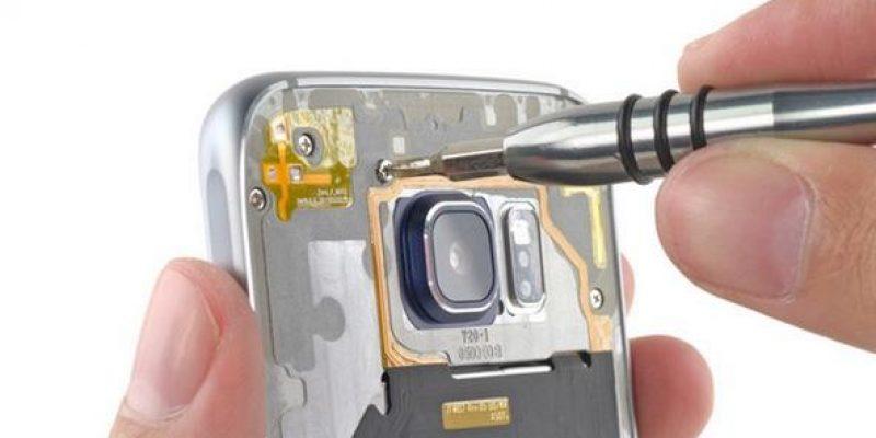 Ремонт Samsung SM-G9600 в Минске: замена стекла и дисплея