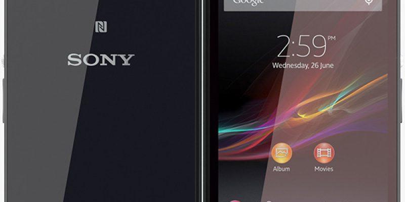 Замена дисплея (экрана) Sony Xperia Z1