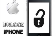 Разлочить айфон. Unlock iPhone