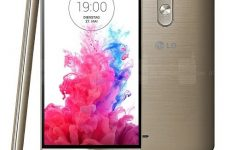 Замена сенсорного стекла LG G3 (D855)