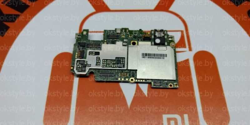 Замена основной платы на Xiaomi Redmi 4x в Минске