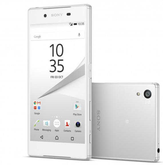 Новый флагман Sony z5