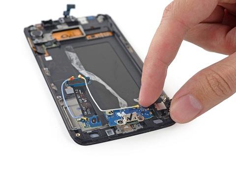 Замена тачскрина в Samsung Galaxy Tab A SM-T285 в Минске