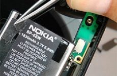 Ремонт сотовых телефонов Nokia (Нокиа)